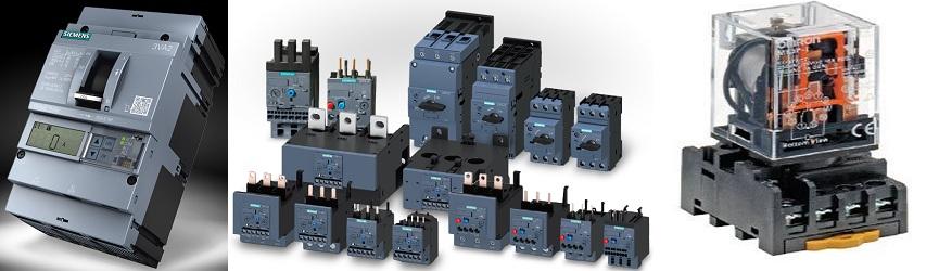 Circuit Breakers & Contactors