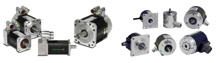 Motors & Encoders
