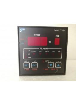 TECSYSTEM Temperature Controller Mod. T-154