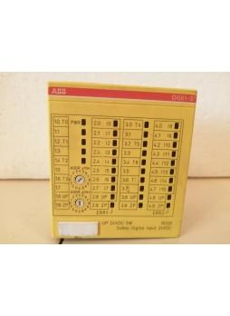 ABB Safety Digital Input Module DI581-S 1SAP284000R0001