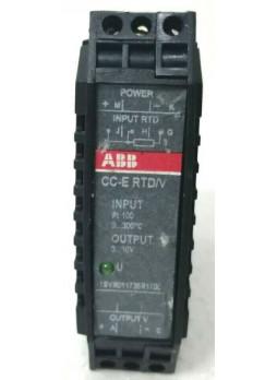 ABB 1SVR011736R1700 CC-E RTD/V Analog RTD/V Signal Converter