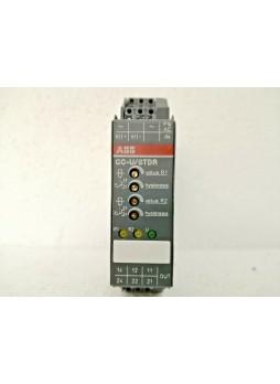 ABB CC-U/STDR / 1SVR040011R2500 Universal Analog Standard Signal Relay Converter