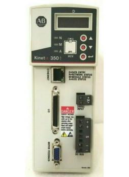 Allen Bradley Kinetix 350 3.0kW Servo Drive Catalog #: 2097-V34PR6-LM