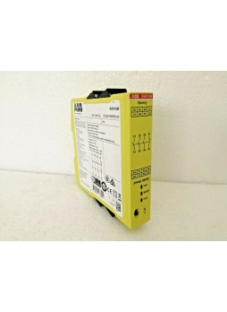 ABB Sentry SSR10M VAC/VDC 2TLA010050R0100 Safety Relay