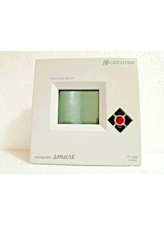 Circutor Automatic Power Factor Regulator Computer Smart 6 Steps