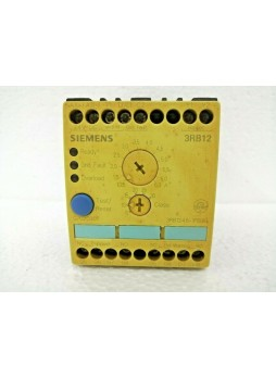 Siemens 3RB1246-1PB30 Electronic Overload Relay