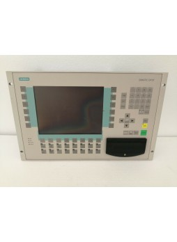 Siemens 6AV3637-1LL00-0FX1 Simatic OP37 Operator Panel 10-in, Color, Key, 24VDC