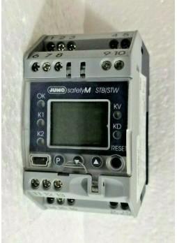 Jumo STB/STW Temperature Limiter Typ: 701150/8-01-0253-2001-25/005