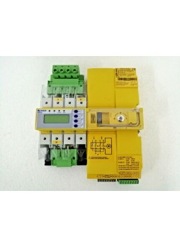 BENDER ATICS-2-63A-ISO Automatic Transfer Switching Device Art.-no.: B92057202