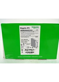 Schneider Magelis iPC HMIBMOMA5DD1E01 IIoT Edge Box M.2 DC Win 10, TPM