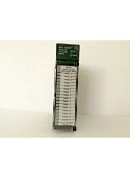 GE Fanuc IC693ALG222C High Density Analog Voltage Input 16PT