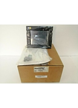 """GE Fanuc IC754CGF08CTD-CB QuickPanel Control Loaded 8"""" Color TFT Touch ES0822"""