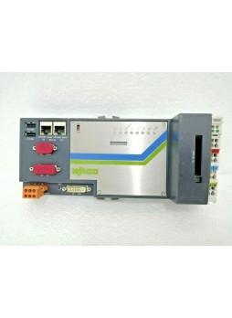 WAGO Industrial PC, I/O-IPC-C6, Linux ®2.6; Telecontrol Item No: 758-874/000-130
