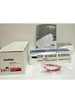CLIPSAL L5508DSIP DSI Gateway, 8 DSI Channels, Learn Enabled