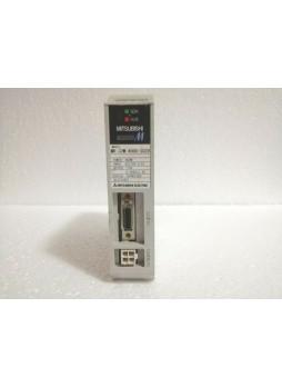 Mitsubishi MELSERVO Servo Amplifier Model: MR-J2M-40DU-S020