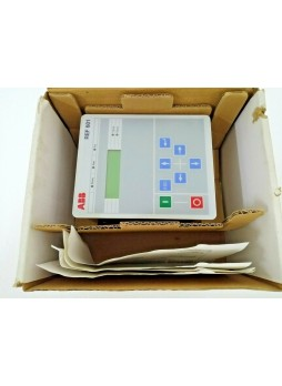 ABB Dedicated Feeder Protection and Control Relay REF601
