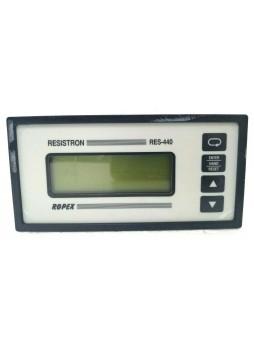 ROPEX RESISTRON RES-440 Temperature Controller RES-440-L/440VAC Part No: 744013
