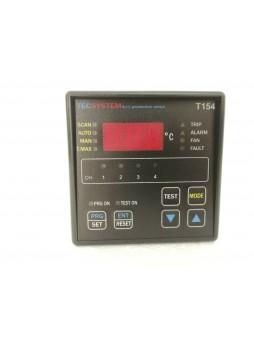 TECSYSTEM T154 0-200C PT100 Temperature Controller