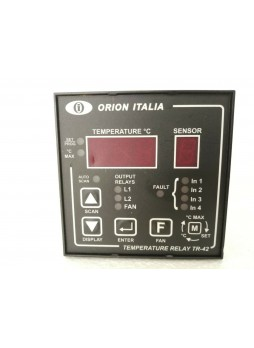 ORION ITALIA Temperature Relay TR-42S1