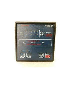 TECSYSTEM Protection Relays VRT200 Air Forced Fan Cooling System